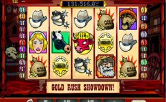 gold rush slot machine gratis