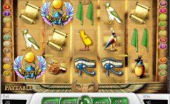 secrets of horus slot machine gratis