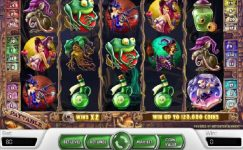 wild witches slot machine gratis