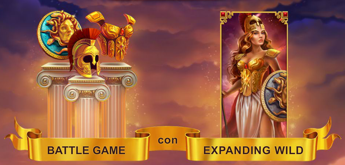 Age Of The Gods Goddess Of Wisdom Slot Machine Simboli Speciali