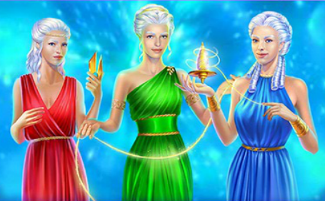 Slot Gratis Age of the Gods: Fate Sisters
