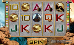 giochi slot bar clash of the titans online