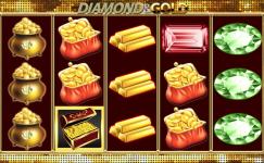 diamond & gold
