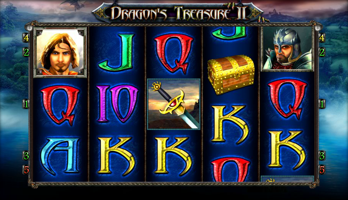 Dragon's Treasure 2