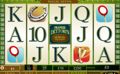 giochi slot gratis frankie dettori's magic seven