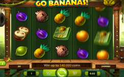 netent casino go bananas slot
