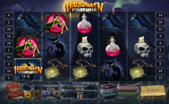 giochi in 3d online halloween fortune