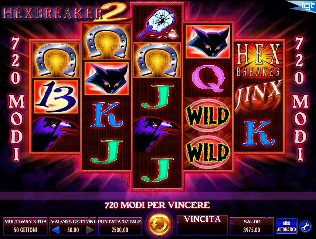 Gioca Slot Machine Gratis