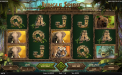 jungle spirit netent slots