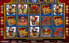slot machine online king of cash gratis senza scaricare