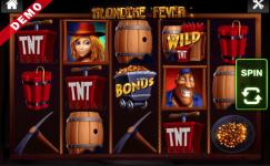 capecod slot gratis klondike fever