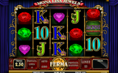 mona lisa jewels slot machine senza soldi