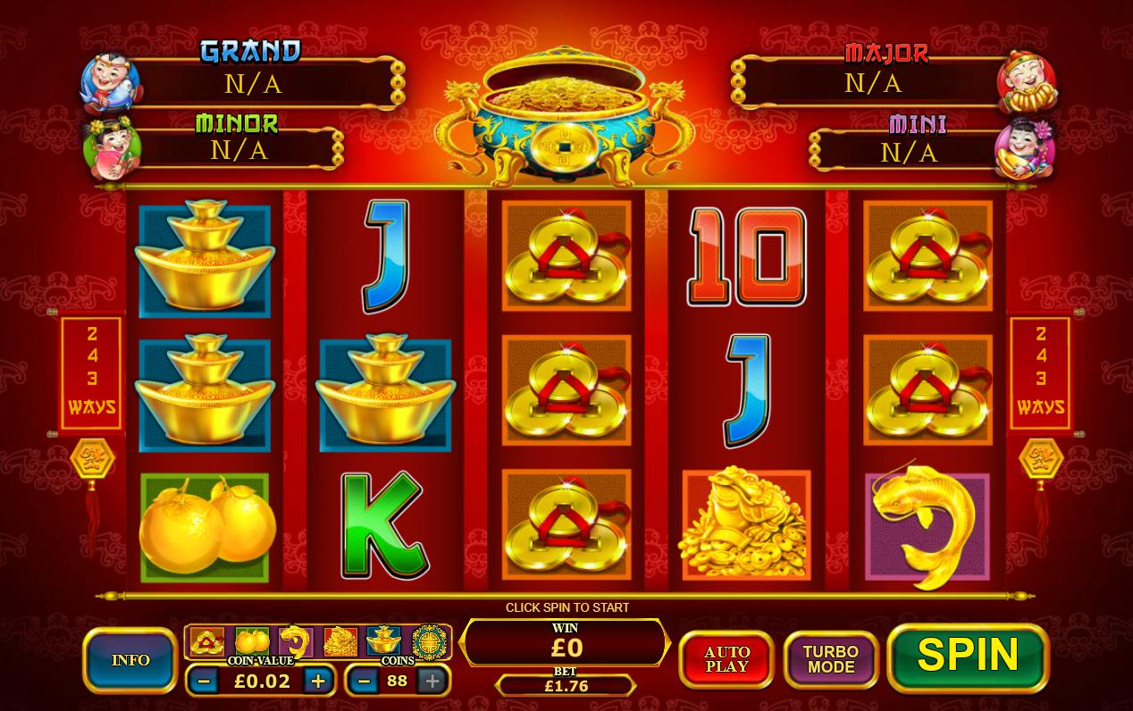 Spiele Ri Ri Sheng Cai - Video Slots Online