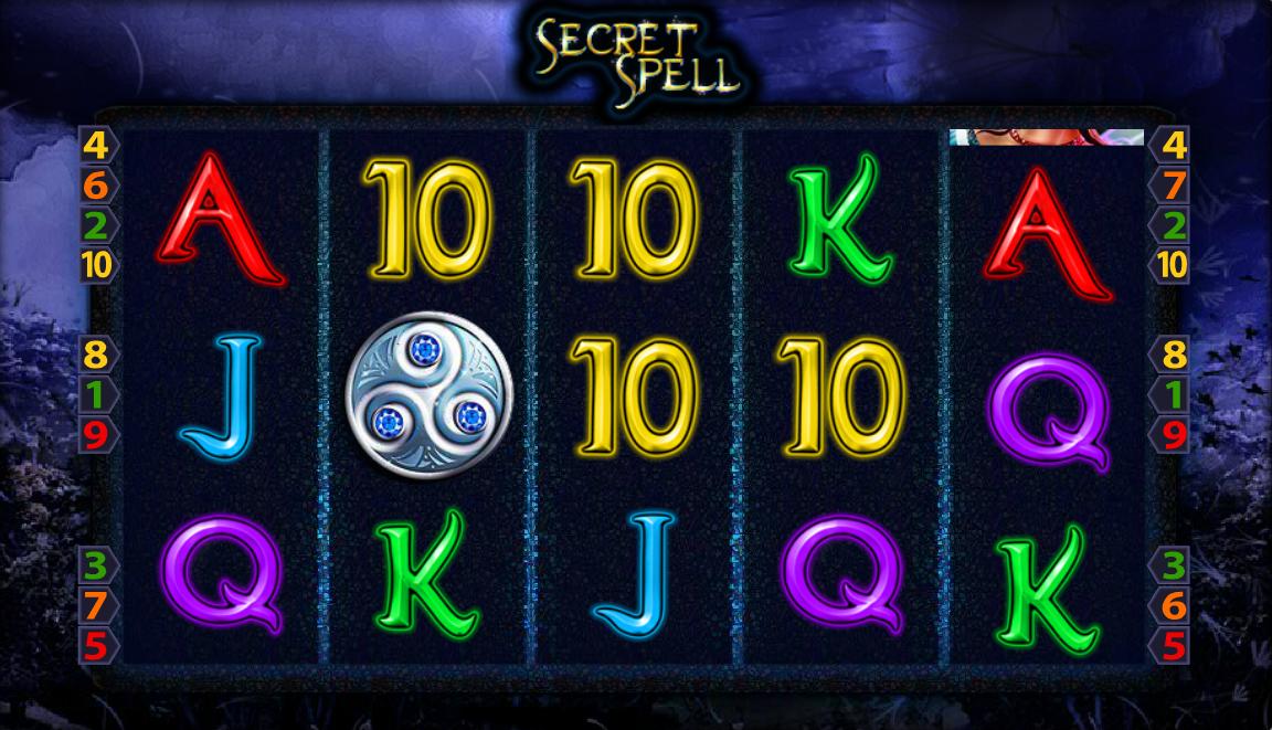 Dragon Spell Slot Machine