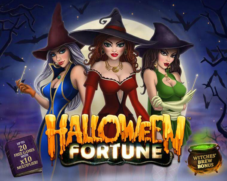 Slot Machine Gratis Halloween Fortune