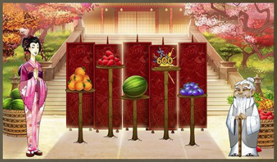 Slot Ninja Fruits Giochi Bonus