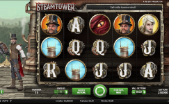 netent gratis steam tower slot