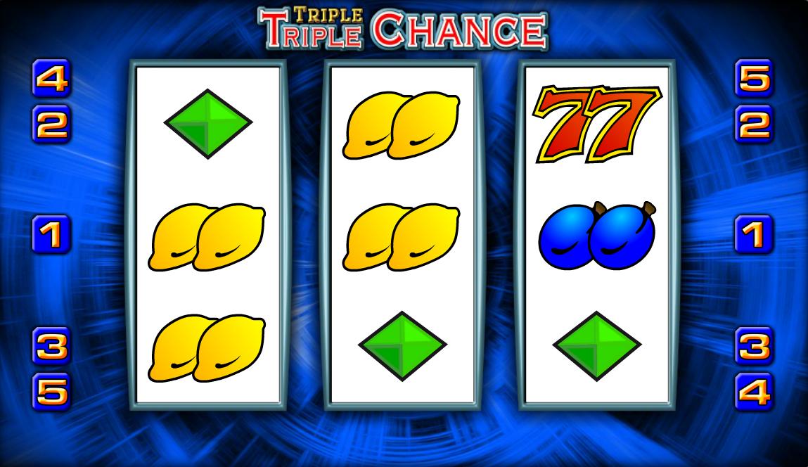 Triple Triple Chance Slot Machine