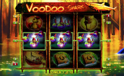 gioco macchinette da bar gratis voodoo shark