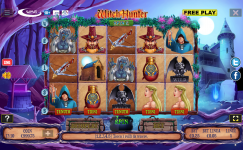 wmg casino witch hunter slot