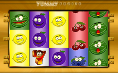 yummy fruits slot frutta